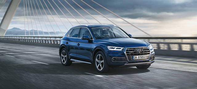新型 Audi Q5 40 TDI quattroを発売 | Audi Japan Press Center - アウディ (59657)