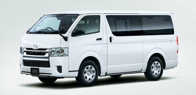 【MAZDA】マツダ、新型「ボンゴブローニイバン」を発表|ニュースリリース (59679)