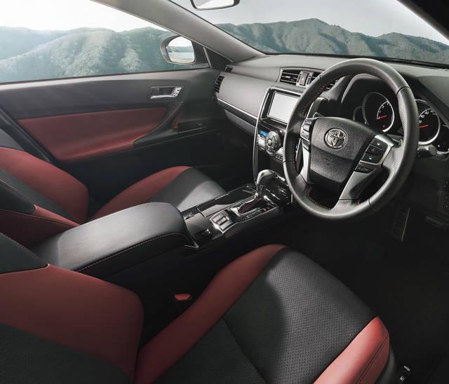 TOYOTA、マークXの特別仕様車を発売 | トヨタ | グローバルニュースルーム | トヨタ自動車株式会社 公式企業サイト (59708)