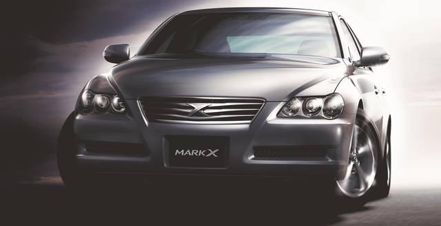 2004年初代マークX