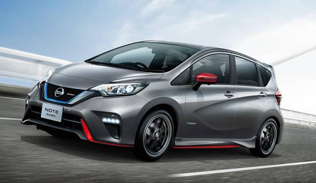 日産:ノート [ NOTE ] 電気自動車 (e-POWER) | NISMO (59862)