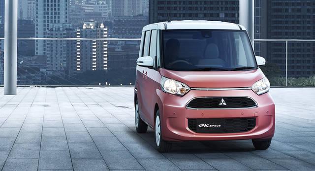 エクステリア | eKスペース | 軽自動車 | カーラインアップ | MITSUBISHI MOTORS JAPAN (59898)
