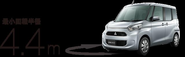 走行性能 | 性能・特長 | eKスペース | 軽自動車 | カーラインアップ | MITSUBISHI MOTORS JAPAN (59911)