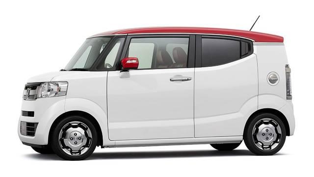 デザイン・カラー|スタイリング|N-BOX SLASH|Honda (60056)