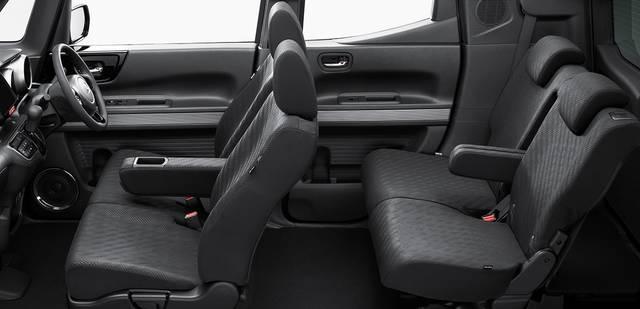 デザイン・カラー|インテリア|N-BOX SLASH|Honda (60059)