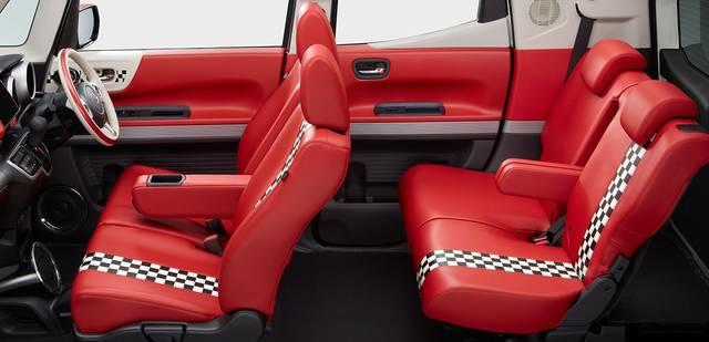 デザイン・カラー|インテリア|N-BOX SLASH|Honda (60063)