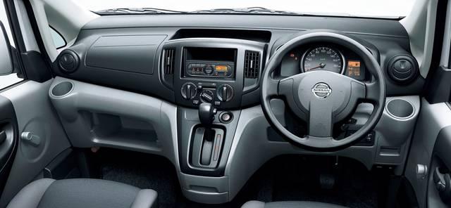 日産:NV200バネット [ NV200VANETTE ] ミニバン/ワゴン | 外観・内装 (60159)