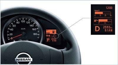 日産:NV200バネット [ NV200VANETTE ] ミニバン/ワゴン | 走行性能 (60169)