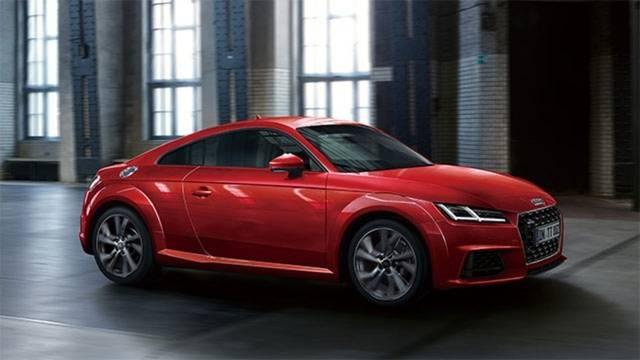 Audi TT Coupé (60314)