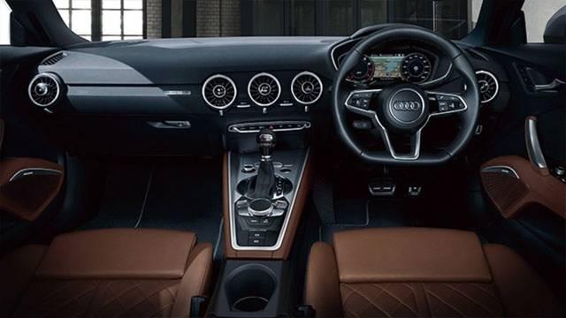 Audi TT Coupé (60319)