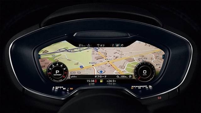Audi TT Coupé (60324)