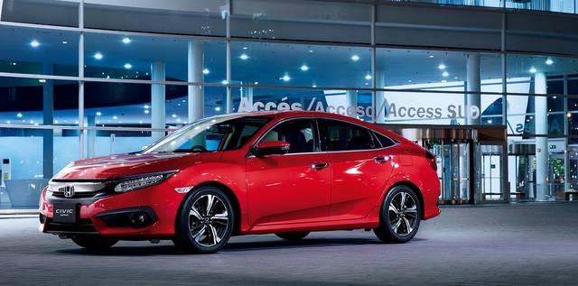 デザイン・カラー|スタイリング|シビック セダン|Honda (60361)