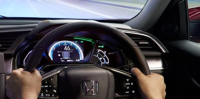 デザイン・カラー|インテリア|シビック セダン|Honda (60366)