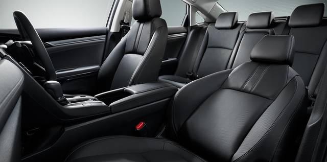 デザイン・カラー|インテリア|シビック セダン|Honda (60369)