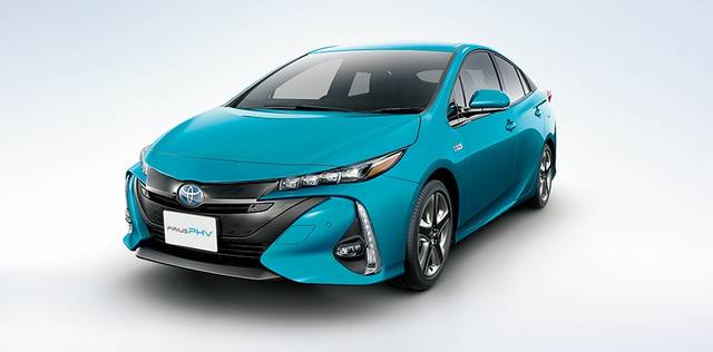 TOYOTA、プリウスPHVを一部改良  | トヨタ | グローバルニュースルーム | トヨタ自動車株式会社 公式企業サイト (60480)