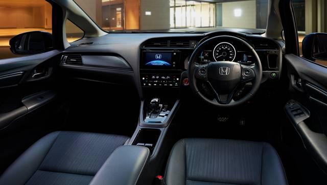 デザイン・カラー|インテリア|シャトル|Honda (60533)
