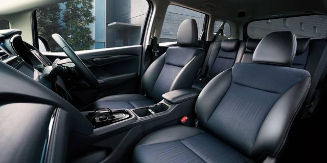 室内空間|インテリア|シャトル|Honda (60534)