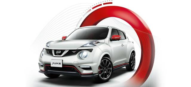 日産:ジューク [ JUKE ] コンパクトカー | NISMO (60654)