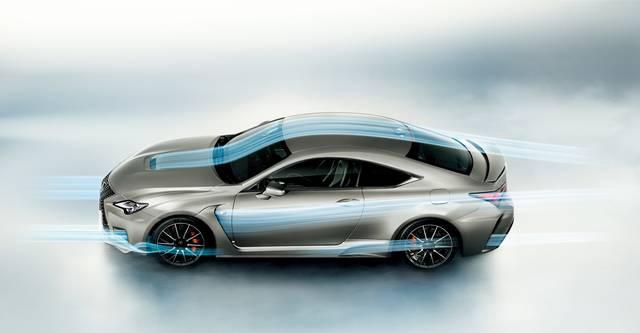LEXUS、「RC F」をマイナーチェンジ | レクサス | グローバルニュースルーム | トヨタ自動車株式会社 公式企業サイト (60710)