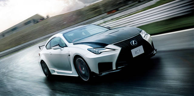 LEXUS、「RC F」をマイナーチェンジ | レクサス | グローバルニュースルーム | トヨタ自動車株式会社 公式企業サイト (60767)