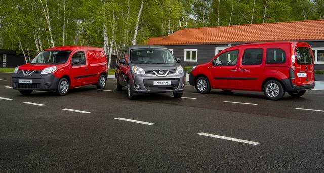 Nissan offers major boost to compact van segment with NV250 (60823)