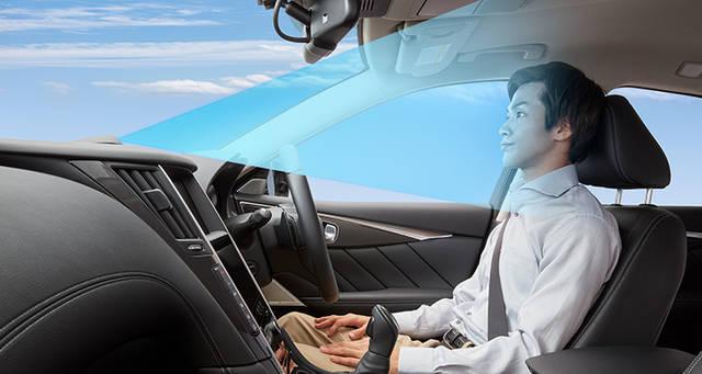 日産自動車、「プロパイロット2.0」(インテリジェント高速道路ルート走行)をスカイラインに搭載 - 日産自動車ニュースルーム (60851)