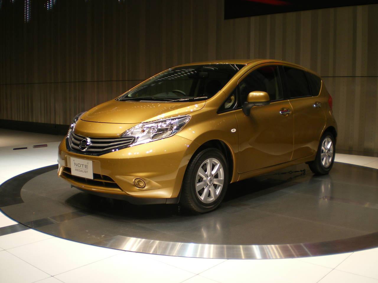 低価格で室内空間が広いコンパクトカー!日産ノートのガソリン車の魅力を紹介します!