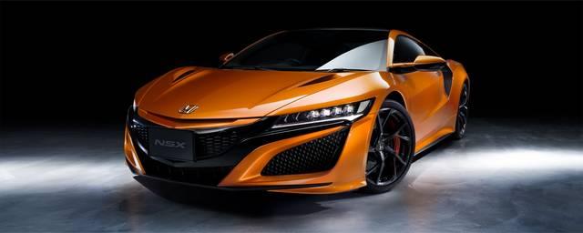 デザイン・カラー|スタイリング|NSX|Honda (61315)