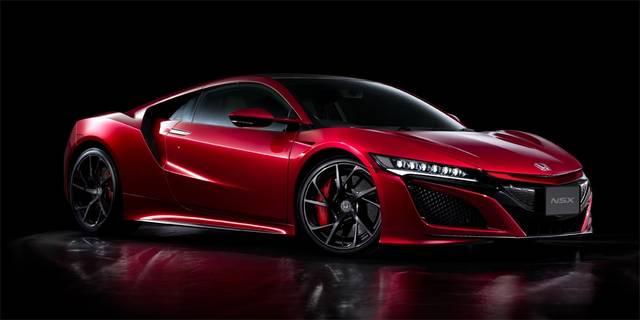 デザイン・カラー|スタイリング|NSX|Honda (61319)