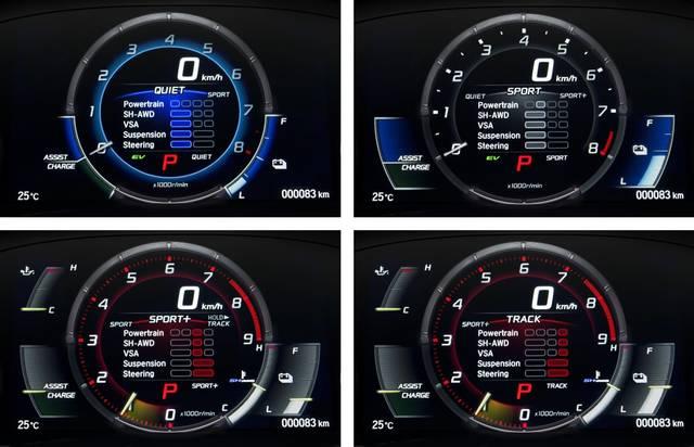 室内空間|インテリア|NSX|Honda (61329)