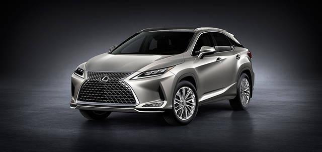 LEXUS、新型「RX」を世界初公開 | レクサス | グローバルニュースルーム | トヨタ自動車株式会社 公式企業サイト (61719)