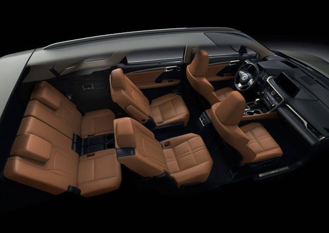 LEXUS、新型「RX」を世界初公開 | レクサス | グローバルニュースルーム | トヨタ自動車株式会社 公式企業サイト (61726)