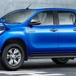トヨタが安全装備を充実させた「ハイラックス」を6月24日に販売開始!