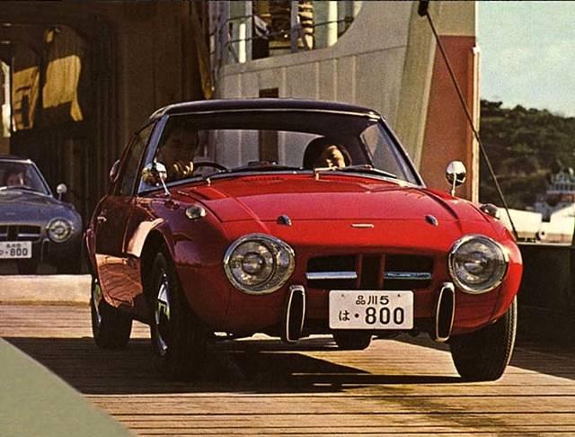 トヨタスポーツ80