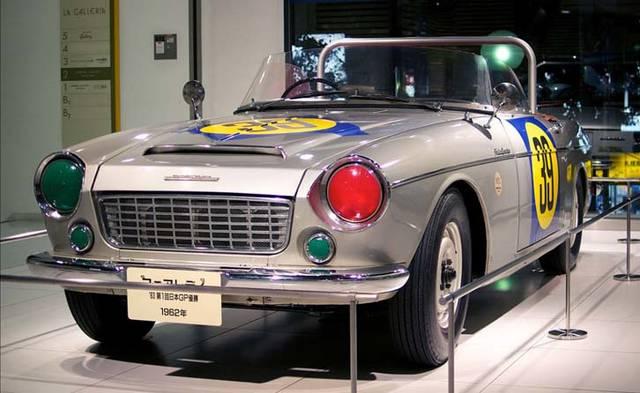 1500レース車両