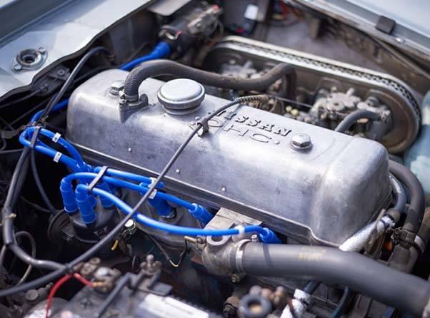 2000ccエンジン