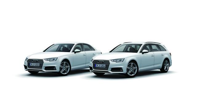 特別仕様車 Audi A4 Meisterstueckを発表 | Audi Japan Press Center - アウディ (62363)