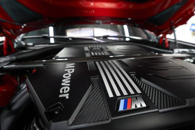 Mの新しいラインアップ新型BMW X3 M / X4 M発表 (62696)