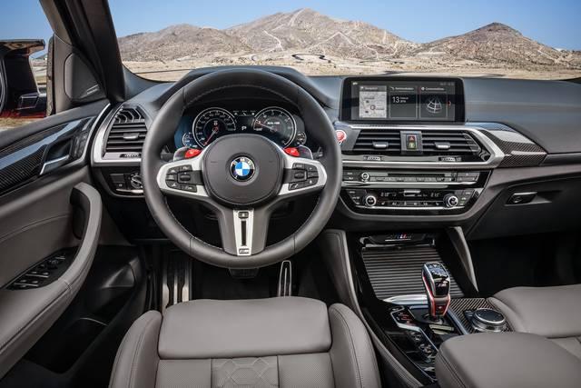 Mの新しいラインアップ新型BMW X3 M / X4 M発表 (62699)