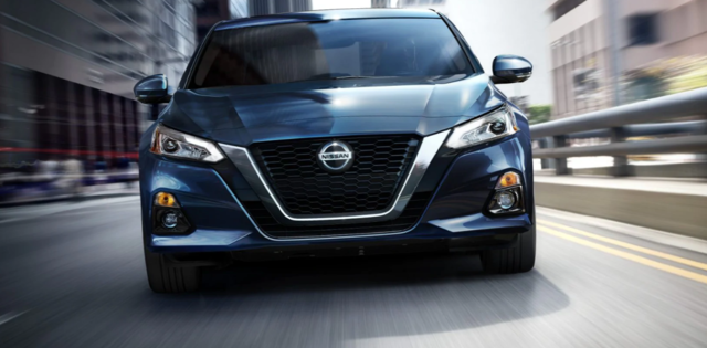 2019 Nissan Altima Colors & Pictures | Nissan USA (62727)