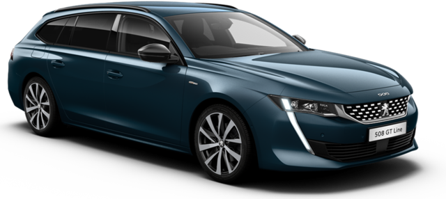 508 SW GT BlueHDi: