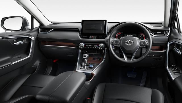 トヨタ RAV4 | デザイン・スタイル | トヨタ自動車WEBサイト (63111)