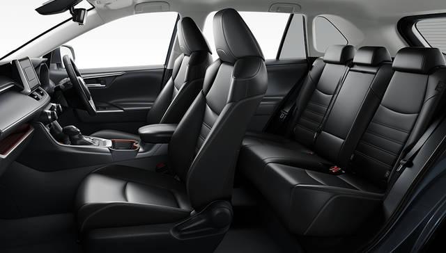 トヨタ RAV4 | デザイン・スタイル | トヨタ自動車WEBサイト (63116)
