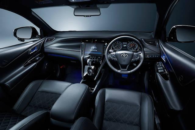TOYOTA、ハリアーにブラック基調の特別仕様車を設定 | トヨタ | グローバルニュースルーム | トヨタ自動車株式会社 公式企業サイト (63350)