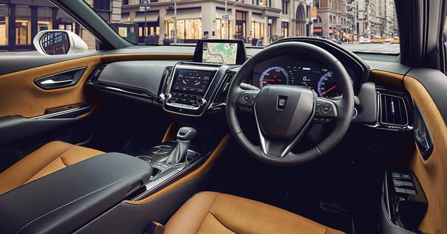 TOYOTA、クラウンに上質感を高めた特別仕様車を設定 | トヨタ | グローバルニュースルーム | トヨタ自動車株式会社 公式企業サイト (63408)