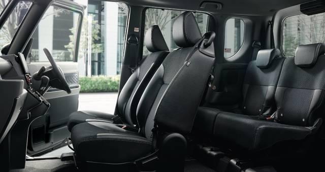 【公式】タントの車内空間と荷室|ダイハツ (63523)