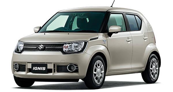 スズキ、小型乗用車「イグニス」に特別仕様車「HYBRID MGリミテッド」を設定して発売|スズキ (63712)