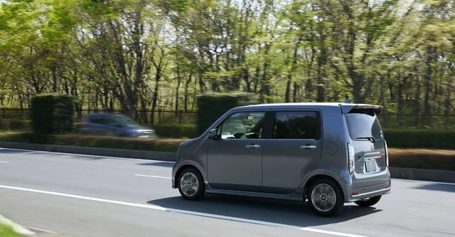 走行性能|性能・安全|N-WGN|Honda (63823)