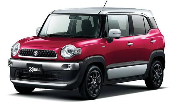 スズキ、小型乗用車「クロスビー」に特別専用色「スターシルバーエディション」を設定して発売|スズキ (63906)