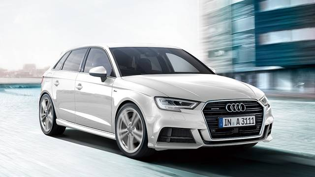 「Audi A3 Sportback」